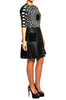 Hexagon Pleated Dress - 50% off