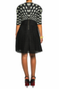 Hexagon Pleated Dress - 70% off
