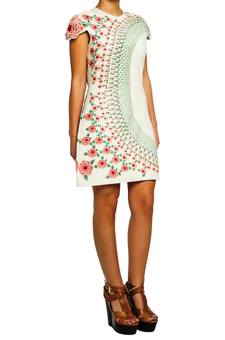 Hibiscus Short Dress - 50% off