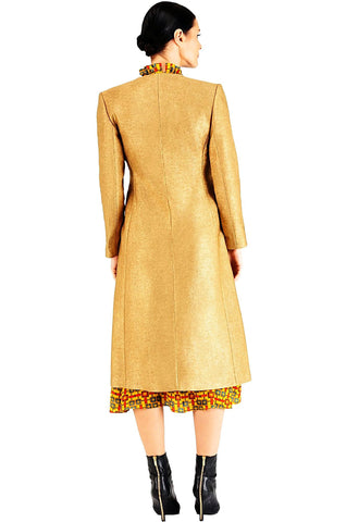 Gold Coat - 60% off