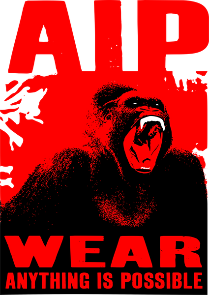 AIP WEAR RED