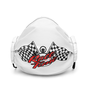 Race Time! Premium face mask by Race Time Tee's