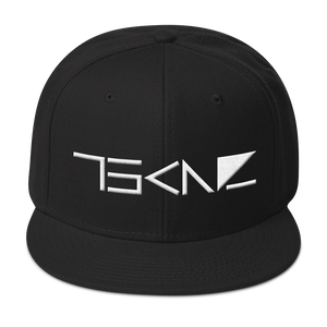 TSKNZ TATERSKINZ Snapback with semi puff design - TaterSkinz