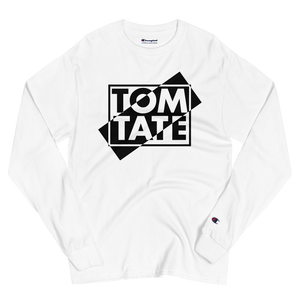 Tom Tate Men's Champion Long Sleeve Shirt - TaterSkinz