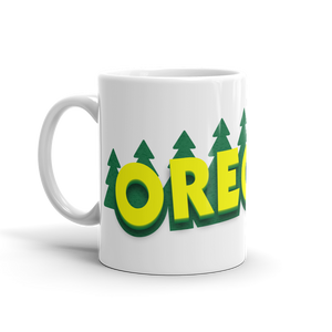 Oregon Mug Oregon Merch Mugs - TaterSkinz