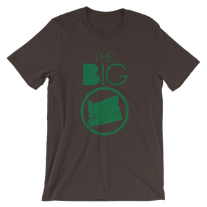 THE BIG O Oregon tee shirt - Tom Tate Studios