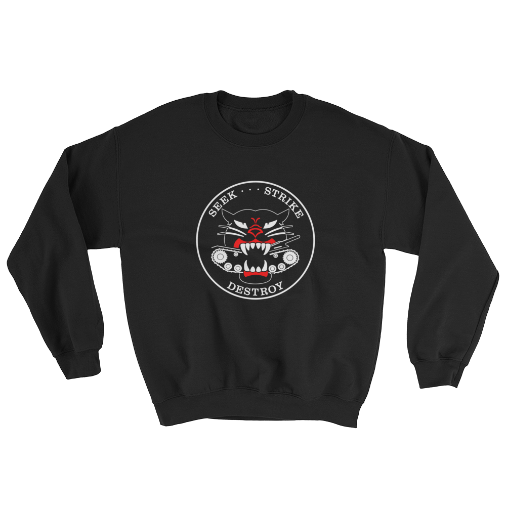 M18 HELLCAT TANK DESTROYER SWEATSHIRT - #001 - TaterSkinz