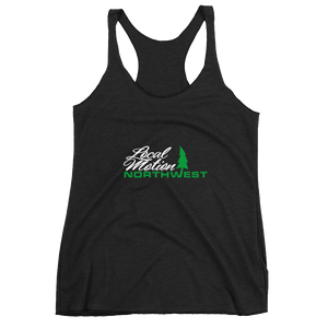 LOCAL MOTION NORTHWEST WOMEN'S TANK - #002 - TaterSkinz