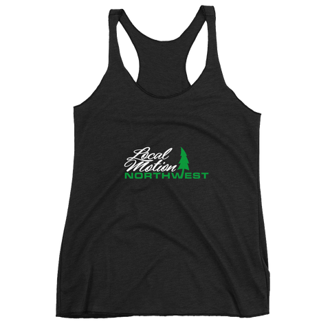 LOCAL MOTION NORTHWEST WOMEN'S TANK - #002