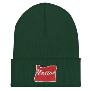 Oregon Native Beanie - TaterSkinz