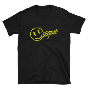 Oregon Smiles Tee Oregon Merch - TaterSkinz