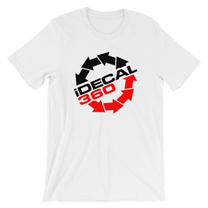 iDECAL360 I Decal 360 .Com Unisex Tee