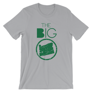 THE BIG O Oregon tee shirt merch - TaterSkinz