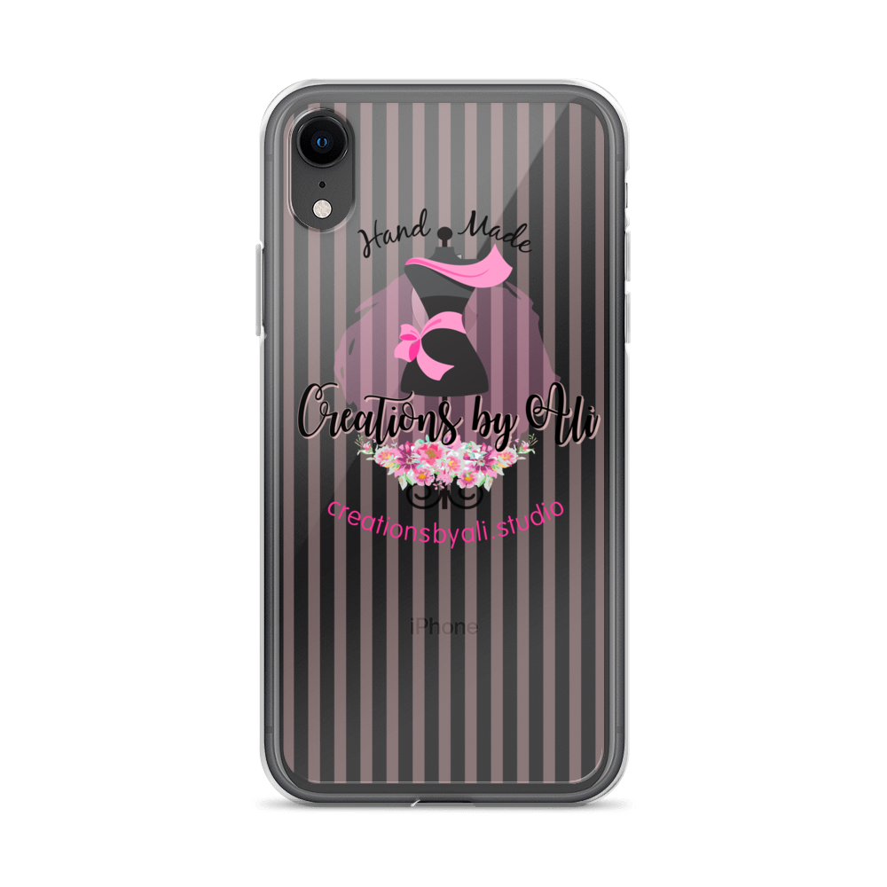 Creations by Ali .Studio iPhone Case - TaterSkinz