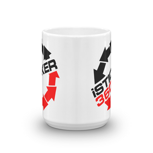 iSticker360 I Sticker 360 beverage coffee Mug - TaterSkinz