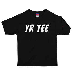 Your Tee Men's Champion T-Shirt for customization - TaterSkinz