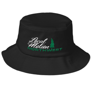 LOCAL MOTION NORTHWEST BUCKET HAT - #002 - TaterSkinz