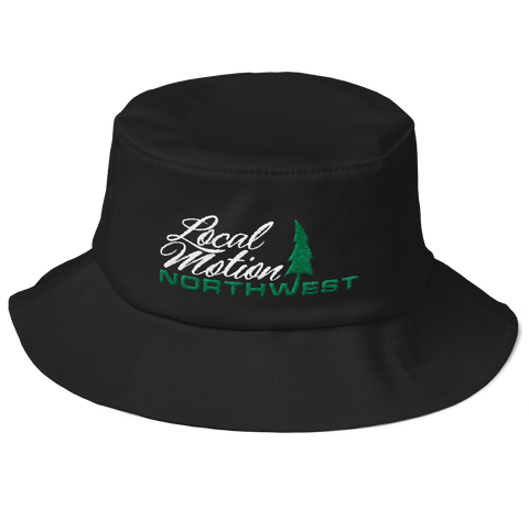 LOCAL MOTION NORTHWEST BUCKET HAT - #002