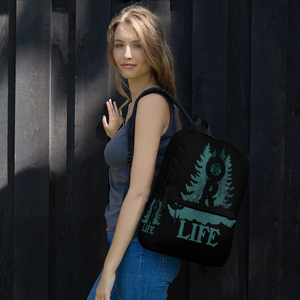 Oregon Life Backpack by Oregon Wear