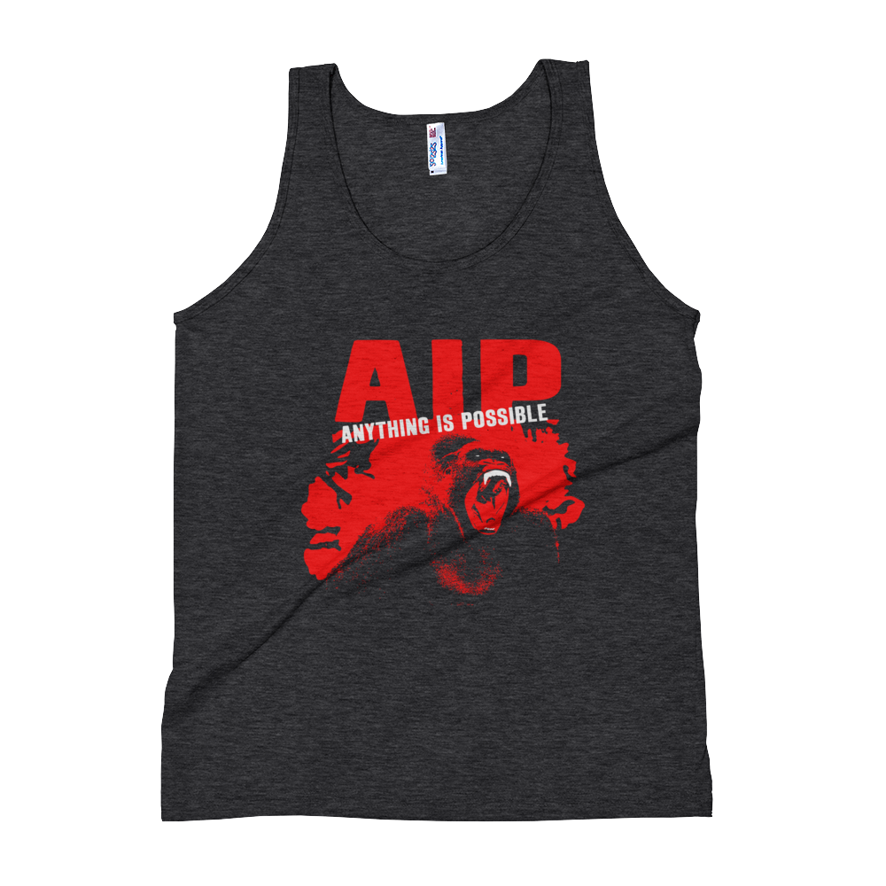 AIP WEAR ANYTHING IS POSSIBLE UNISEX TANK - TaterSkinz