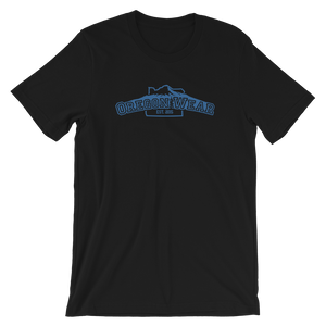 Oregon Wear Dark Short-Sleeve Unisex T-Shirt - TaterSkinz