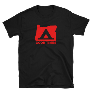 Oregon Good Times Tee Oregon Merch - TaterSkinz