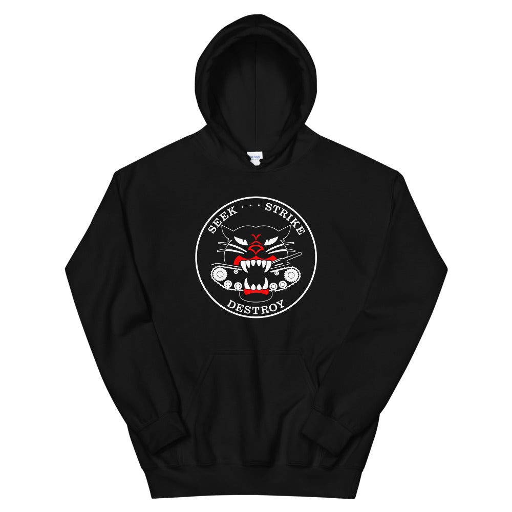 M18 HELLCAT TANK DESTROYER HOODIE - #001 - Tom Tate Studios