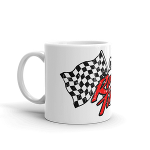 Race Time Mug - TaterSkinz