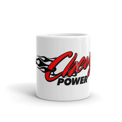 Chevrolet Chevy Power Mug