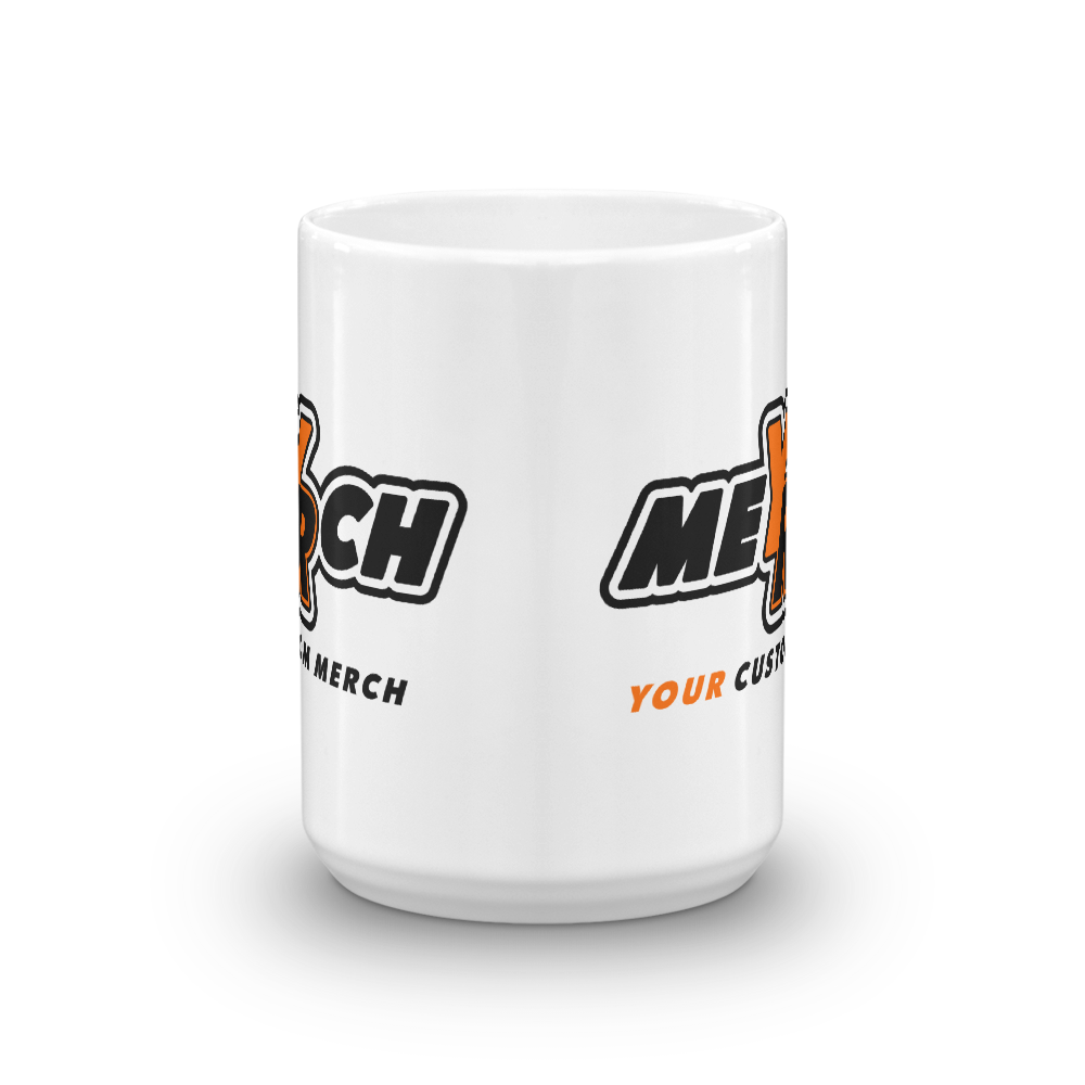 YR Merch Your Custom Merch Mug - TaterSkinz