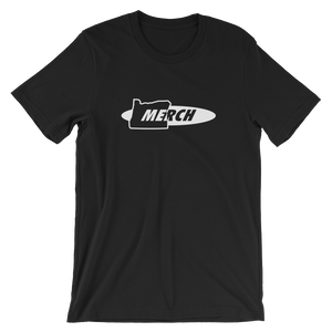 OREGON MERCH Short-Sleeve Unisex T-Shirt Oregon Merch  ORMERC.com - TaterSkinz