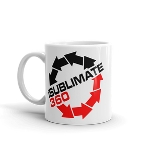 iSublimate360 I Sublimate 360 beverage coffee Mug - TaterSkinz