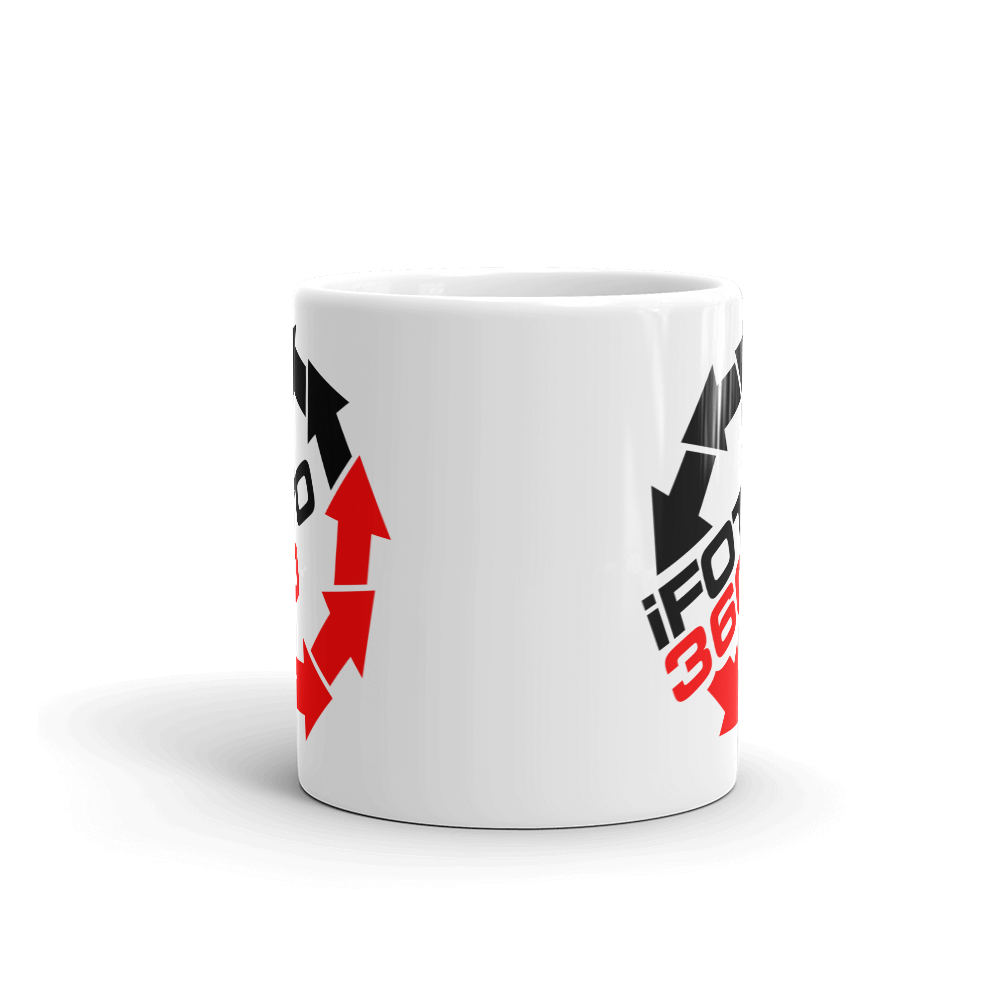iFoto360 I Foto 360 beverage coffee Mug - TaterSkinz