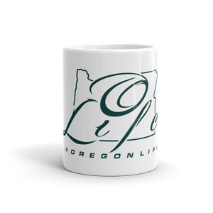 Oregon Life Mug Oregon Merch Mugs - TaterSkinz