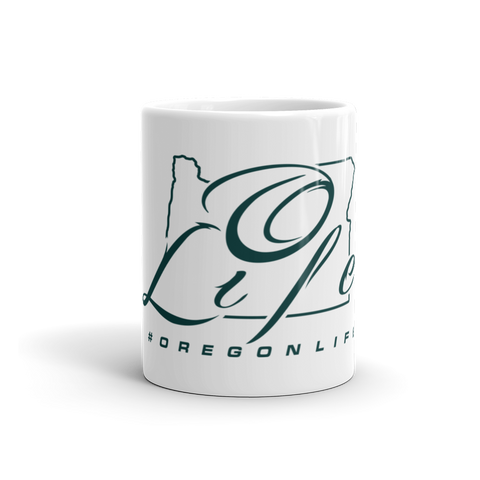 Oregon Life Mug - TaterSkinz