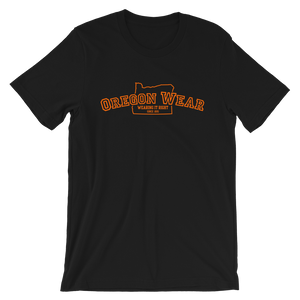 "Oregon Wear ""Wearing it Right"" Short-Sleeve Unisex T-Shirt - TaterSkinz"
