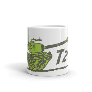 T29 BY TOM THE DUKE JAVNER Mug