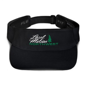 LOCAL MOTION NORTHWEST VISOR - #002 - TaterSkinz
