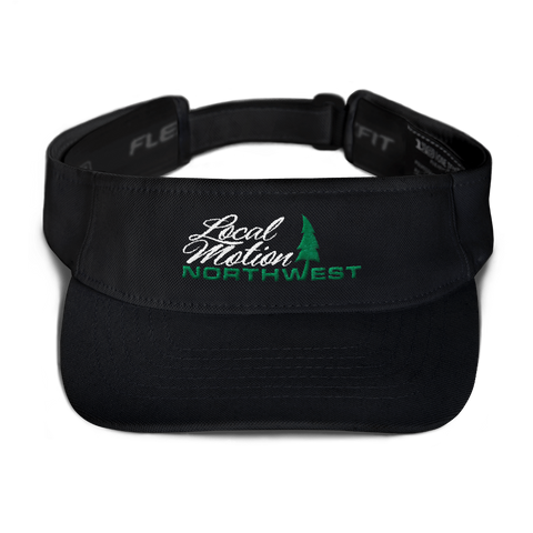 LOCAL MOTION NORTHWEST VISOR - #002