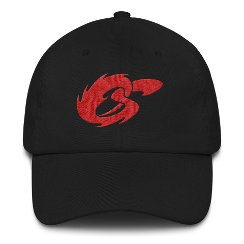 Oregon Sportswear Flame Dad hat - TaterSkinz