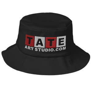 TATE ART STUDIO Old School Bucket Hat - TaterSkinz