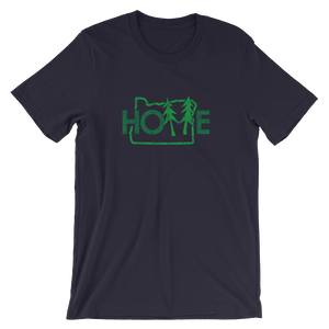 OREGON HOME Tee Oregon tee shirt merch - Tom Tate Studios