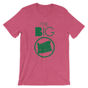 THE BIG O Oregon tee shirt - TaterSkinz