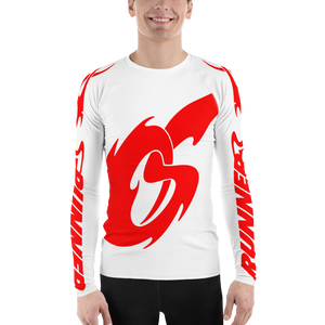 Oregon Sportswear Runner Men's Rash Guard - TaterSkinz
