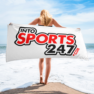 INTO SPORTS 247 PRO WEAR TOWEL - TaterSkinz