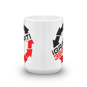 iGraffiti360 I Graffiti 360 beverage coffee Mug - TaterSkinz