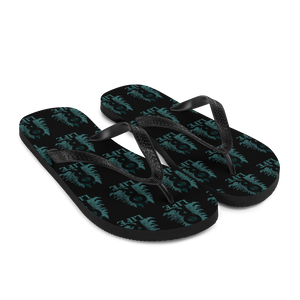 Oregon Life Flip-Flops by Oregon Wear - TaterSkinz