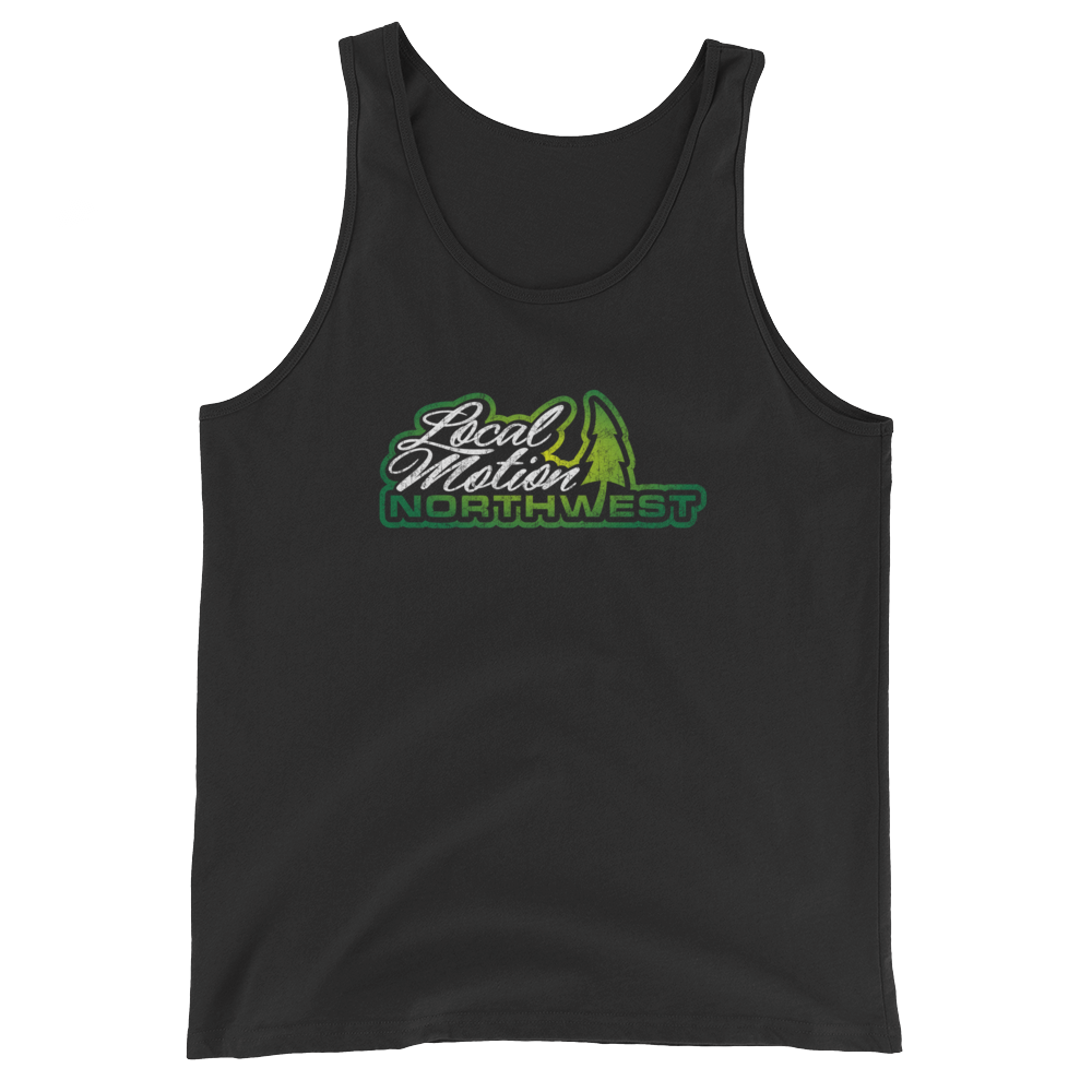 LOCAL MOTION NORTHWEST TANK - TaterSkinz
