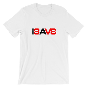 I8AV8 TEE - By Race Time Tee's - Tom Tate Studios