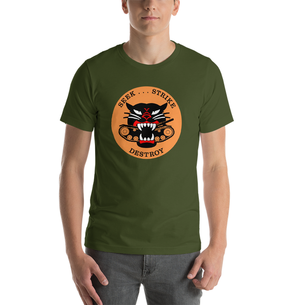 M18 HELLCAT TANK DESTROYER TEE - #002 - TaterSkinz